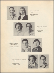 Page 12, 1954 Edition, Lone Grove High School - Longhorn Yearbook (Lone Grove, OK) online yearbook collection
