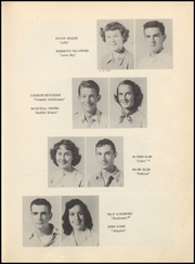 Page 13, 1954 Edition, Lone Grove High School - Longhorn Yearbook (Lone Grove, OK) online yearbook collection