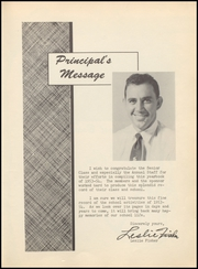 Page 9, 1954 Edition, Lone Grove High School - Longhorn Yearbook (Lone Grove, OK) online yearbook collection