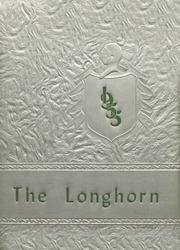 1955 Edition, Lone Grove High School - Longhorn Yearbook (Lone Grove, OK)