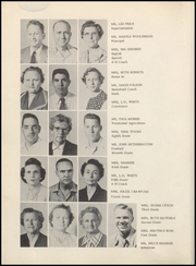 Page 12, 1956 Edition, Lone Grove High School - Longhorn Yearbook (Lone Grove, OK) online yearbook collection