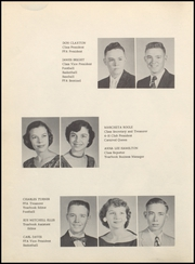 Page 14, 1956 Edition, Lone Grove High School - Longhorn Yearbook (Lone Grove, OK) online yearbook collection