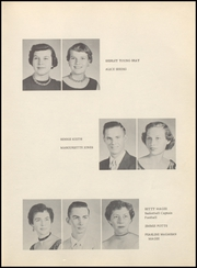 Page 15, 1956 Edition, Lone Grove High School - Longhorn Yearbook (Lone Grove, OK) online yearbook collection
