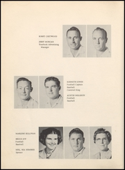 Page 16, 1956 Edition, Lone Grove High School - Longhorn Yearbook (Lone Grove, OK) online yearbook collection