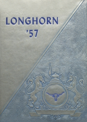 1957 Edition, Lone Grove High School - Longhorn Yearbook (Lone Grove, OK)