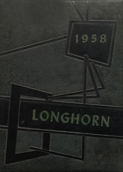 1958 Edition, Lone Grove High School - Longhorn Yearbook (Lone Grove, OK)