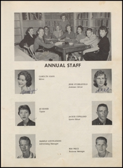 Page 13, 1959 Edition, Lone Grove High School - Longhorn Yearbook (Lone Grove, OK) online yearbook collection