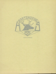 Page 5, 1926 Edition, Hartshorne High School - Harts Horn Yearbook (Hartshorne, OK) online yearbook collection