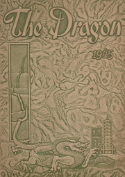 Page 1, 1945 Edition, Chelsea High School - Dragon Yearbook (Chelsea, OK) online yearbook collection