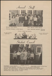 Page 13, 1945 Edition, Chelsea High School - Dragon Yearbook (Chelsea, OK) online yearbook collection