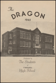 Page 7, 1945 Edition, Chelsea High School - Dragon Yearbook (Chelsea, OK) online yearbook collection