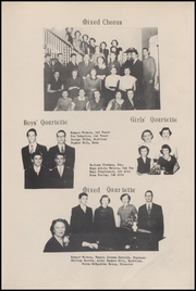 Page 55, 1951 Edition, Chelsea High School - Dragon Yearbook (Chelsea, OK) online yearbook collection
