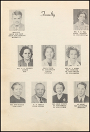 Page 12, 1948 Edition, Watonga High School - Eagle Yearbook (Watonga, OK) online yearbook collection