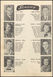 Page 16, 1948 Edition, Watonga High School - Eagle Yearbook (Watonga, OK) online yearbook collection