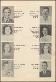Page 17, 1948 Edition, Watonga High School - Eagle Yearbook (Watonga, OK) online yearbook collection