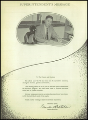 Page 10, 1955 Edition, Watonga High School - Eagle Yearbook (Watonga, OK) online yearbook collection