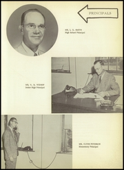 Page 11, 1955 Edition, Watonga High School - Eagle Yearbook (Watonga, OK) online yearbook collection