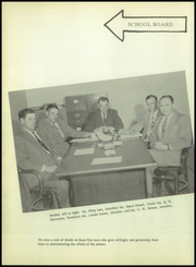 Page 12, 1955 Edition, Watonga High School - Eagle Yearbook (Watonga, OK) online yearbook collection