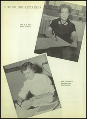 Page 14, 1955 Edition, Watonga High School - Eagle Yearbook (Watonga, OK) online yearbook collection