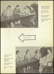 Page 15, 1955 Edition, Watonga High School - Eagle Yearbook (Watonga, OK) online yearbook collection