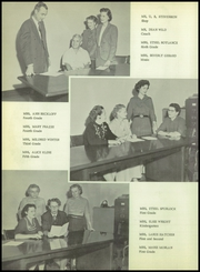 Page 16, 1955 Edition, Watonga High School - Eagle Yearbook (Watonga, OK) online yearbook collection