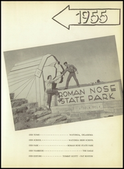 Page 5, 1955 Edition, Watonga High School - Eagle Yearbook (Watonga, OK) online yearbook collection