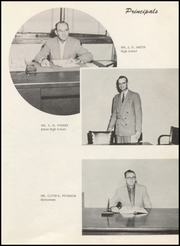 Page 13, 1957 Edition, Watonga High School - Eagle Yearbook (Watonga, OK) online yearbook collection