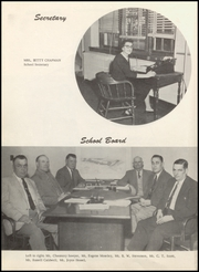 Page 14, 1957 Edition, Watonga High School - Eagle Yearbook (Watonga, OK) online yearbook collection