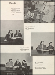 Page 15, 1957 Edition, Watonga High School - Eagle Yearbook (Watonga, OK) online yearbook collection