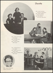 Page 16, 1957 Edition, Watonga High School - Eagle Yearbook (Watonga, OK) online yearbook collection