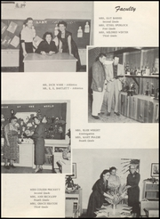 Page 17, 1957 Edition, Watonga High School - Eagle Yearbook (Watonga, OK) online yearbook collection