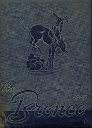 1947 Edition, Deer Creek High School - Antler Yearbook (Edmond, OK)
