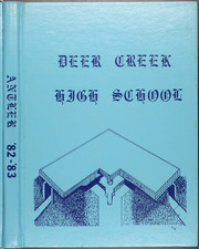 1983 Edition, Deer Creek High School - Antler Yearbook (Edmond, OK)