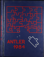 1984 Edition, Deer Creek High School - Antler Yearbook (Edmond, OK)