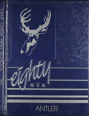 Page 1, 1986 Edition, Deer Creek High School - Antler Yearbook (Edmond, OK) online yearbook collection