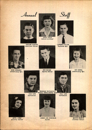 Page 10, 1945 Edition, Hominy High School - Buck Yearbook (Hominy, OK) online yearbook collection