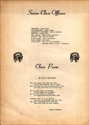 Page 12, 1945 Edition, Hominy High School - Buck Yearbook (Hominy, OK) online yearbook collection