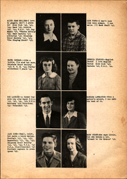 Page 15, 1945 Edition, Hominy High School - Buck Yearbook (Hominy, OK) online yearbook collection