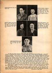 Page 16, 1945 Edition, Hominy High School - Buck Yearbook (Hominy, OK) online yearbook collection