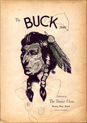 Page 5, 1945 Edition, Hominy High School - Buck Yearbook (Hominy, OK) online yearbook collection