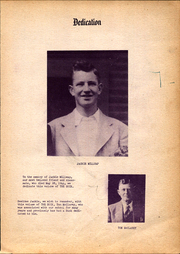 Page 7, 1945 Edition, Hominy High School - Buck Yearbook (Hominy, OK) online yearbook collection