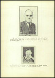 Page 10, 1949 Edition, Hominy High School - Buck Yearbook (Hominy, OK) online yearbook collection