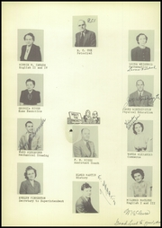 Page 12, 1949 Edition, Hominy High School - Buck Yearbook (Hominy, OK) online yearbook collection
