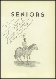Page 13, 1949 Edition, Hominy High School - Buck Yearbook (Hominy, OK) online yearbook collection