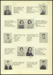 Page 15, 1949 Edition, Hominy High School - Buck Yearbook (Hominy, OK) online yearbook collection