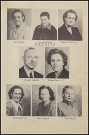 Page 15, 1948 Edition, Piedmont High School - Wildcats Yearbook (Piedmont, OK) online yearbook collection