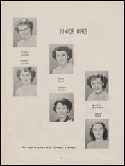 Page 10, 1952 Edition, Piedmont High School - Wildcats Yearbook (Piedmont, OK) online yearbook collection