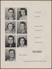 Page 13, 1952 Edition, Piedmont High School - Wildcats Yearbook (Piedmont, OK) online yearbook collection