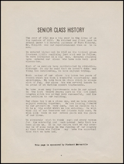 Page 8, 1952 Edition, Piedmont High School - Wildcats Yearbook (Piedmont, OK) online yearbook collection