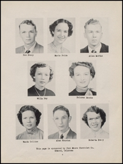 Page 9, 1952 Edition, Piedmont High School - Wildcats Yearbook (Piedmont, OK) online yearbook collection